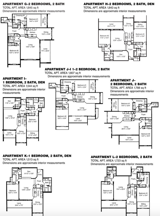 Kaanpali Alii Floor Plan Maui Real Estate